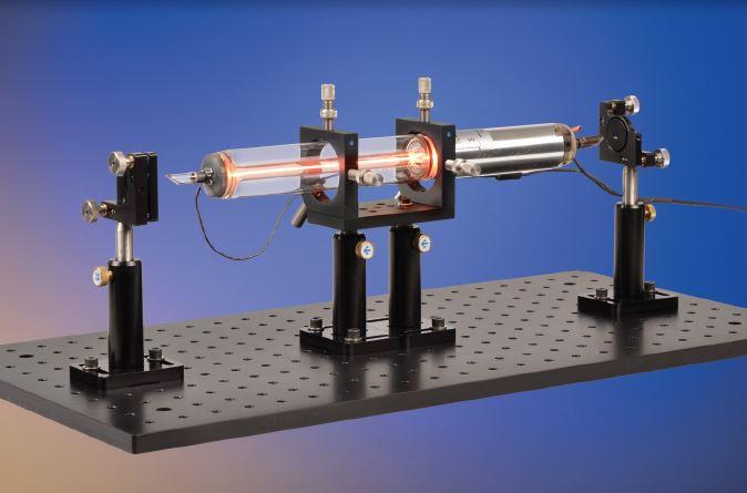 HeNe Laser Kit