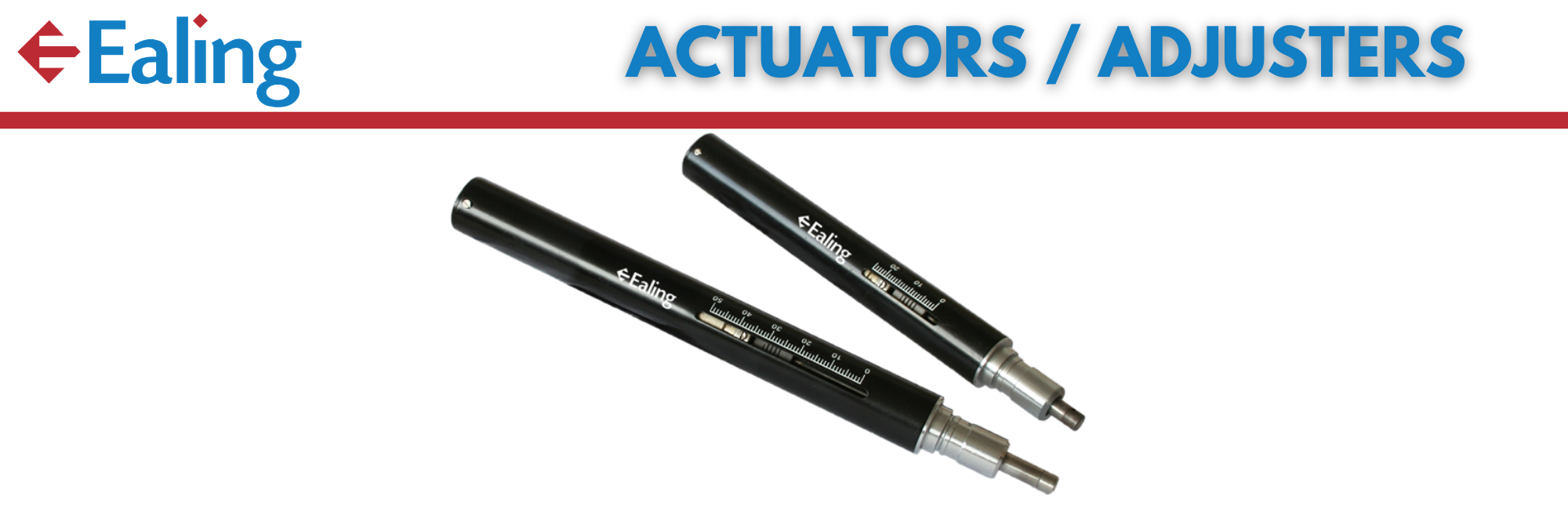 Actuators/Adjusters